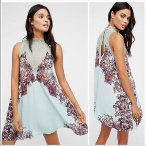 Lacey and dreamy dress